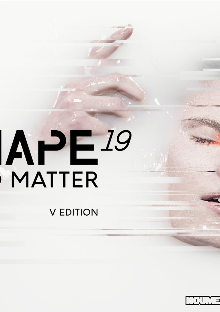 "Reshape Competition 2019 ""Cognified Matter"""